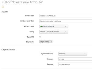 Create new attribute